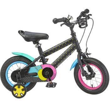 gb好孩子儿童自行车男女孩脚踏车12/14/16英寸3-7岁骑行车GB56Q系列