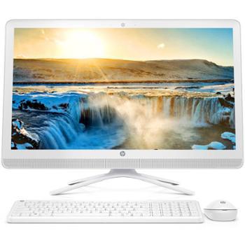 628龙支付惠普(HP)畅游人Pavilion 24-g012cn 23.8英寸一体机电脑(奔腾J3710 4G 1T 2G独显 IPS FHD Wi