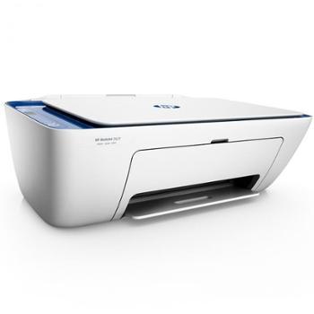惠普(HP)DeskJet2621无线打印一体机(学生作业/手机/彩色打印,扫描,复印)