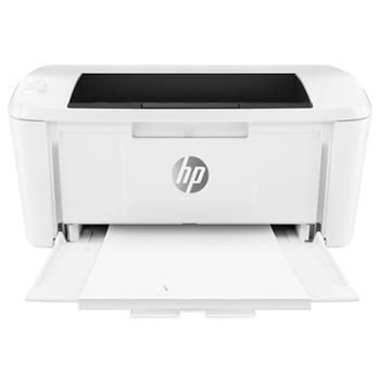 惠普(HP)MiniM17w新一代黑白激光单功能无线打印机