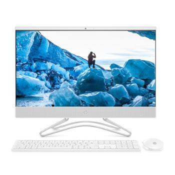 惠普/HP24-df011wcn23.8英寸娱乐家用办公一体机电脑J40254GB1TBUMA