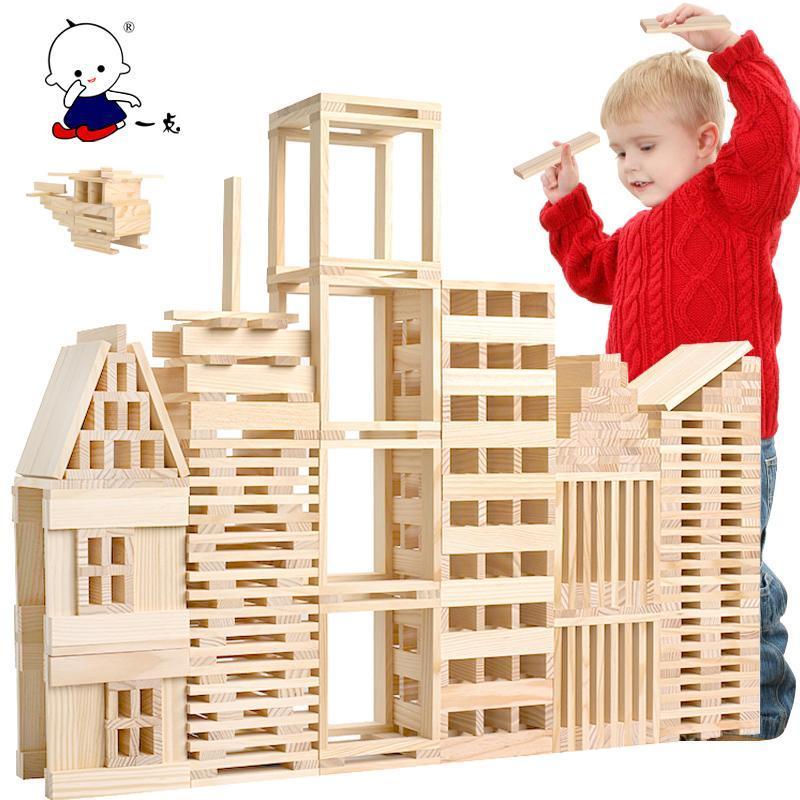 一点建构积木玩具建筑棒