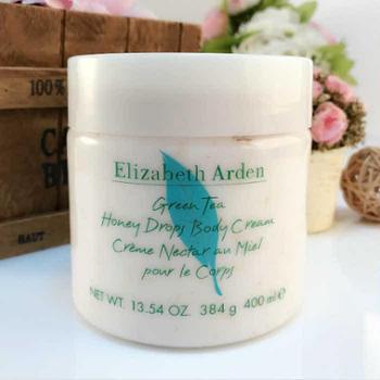 伊丽莎白雅顿绿茶蜂蜜香氛身体乳250ml补水滋润香体舒体霜身体霜