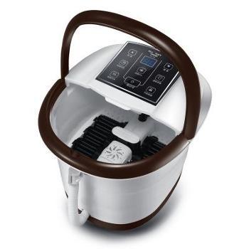 全自动按摩加热足浴盆深桶足浴器洗脚盆电动泡脚足疗盆