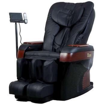 荣康RK-6101按摩椅皇家至尊3D立体式按摩脚部扭摆和自动伸缩二合一隐藏式扶手