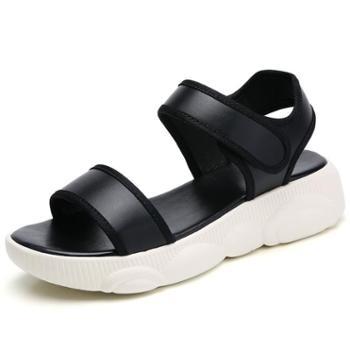 上匠风华夏款小熊女凉鞋960