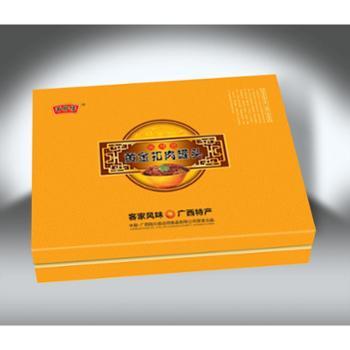 中国八大名猪 陆川猪 特产 黄金扣肉罐头三合一