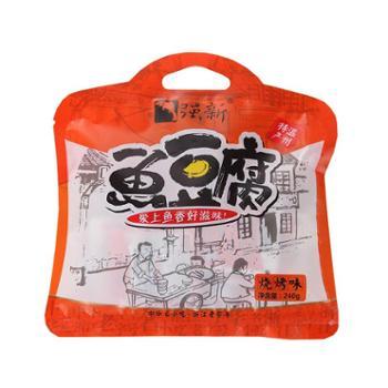 强新240克鱼豆腐烧烤味