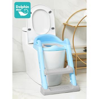 儿童马桶坐便器 男女宝宝小马桶梯婴幼儿大号座垫圈小孩尿盆1-6岁
