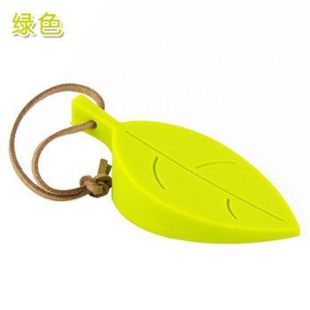 创意树叶硅胶门阻防风门挡 儿童宝宝防夹手安全门卡 立体可挂门塞