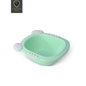 婴儿洗脸盆 3个装 新生儿用品宝宝小脸盆塑料家用pp卡通儿童盆子