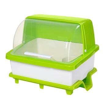 碗碟架客厅碗柜小型用品餐厅杯子婴儿小号简约塑料收纳盒塑胶餐饮