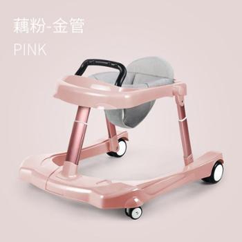 婴儿学步车6/7-18个月男宝宝女孩防 多功能儿童o型腿
