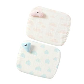 gb好孩子定型枕婴儿枕头儿童枕头夏季防偏头定型枕0-1岁