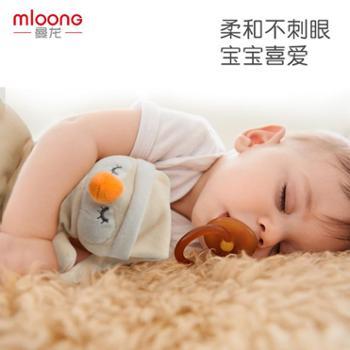曼龙婴幼儿安抚巾毛绒玩具玩偶可入口睡眠布偶0-1岁宝宝口水巾1个装