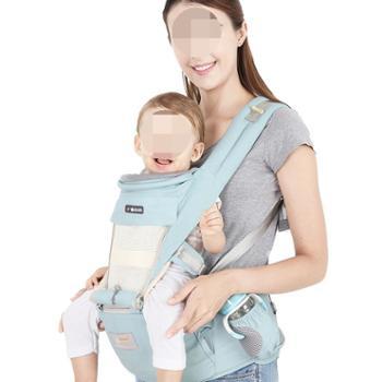 婴儿背带腰凳前后两用多功能前横抱式小孩儿童抱带宝宝抱娃神器单