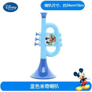 迪士尼热卖儿童喇叭玩具宝宝吹奏乐器口琴笛子萨克斯口哨音乐益智