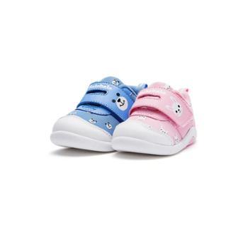 巴拉巴拉男女宝宝鞋子婴儿学步鞋软底防滑新款春秋童鞋