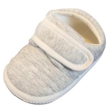 瑞婴宝新生儿鞋春秋季婴幼儿鞋子男女初生宝宝步前鞋软底