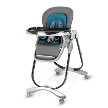 teknum宝宝餐椅可折叠多功能便携式儿童婴儿椅子饭桌吃饭餐桌座椅