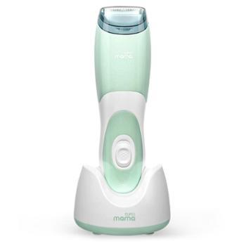 全能妈妈 婴儿理发器自动吸发婴幼儿童电推剪充电超静音家用宝宝剃头电推子