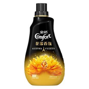 金纺花漾香氛衣物衣服护理柔顺剂洛泽尔水仙去除静电褶皱500ml