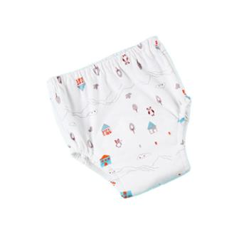 XXYP宝宝纸尿裤布的纯棉戒尿布训练裤戒片裤防水隔尿裤戒夜尿布裤
