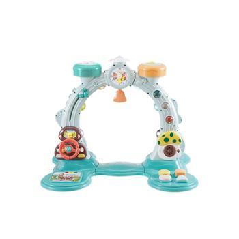KUB/可优比 婴儿多功能健身架6-18-36月宝宝益智早教音乐学爬游戏玩具