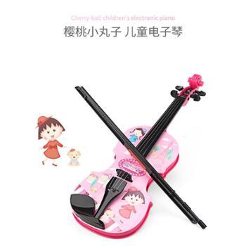 益米 仿真小提琴玩具儿童乐器 音乐玩具男女孩 乐器儿童礼物
