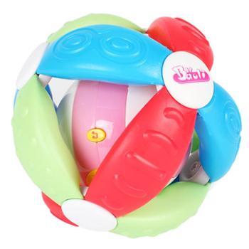 BAOLI 音乐发光球婴儿摇铃玩具手抓球宝宝益智新生儿手摇铃