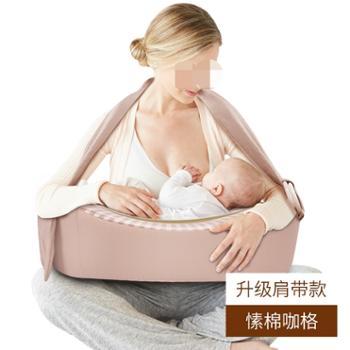 枕工坊哺乳枕头喂奶枕护腰坐月子抱娃横抱神器婴儿抱抱枕防吐奶垫