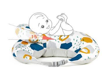 bc babycare 哺乳枕头喂奶神器孕妇坐月子护腰横抱婴儿喂奶椅垫躺喂