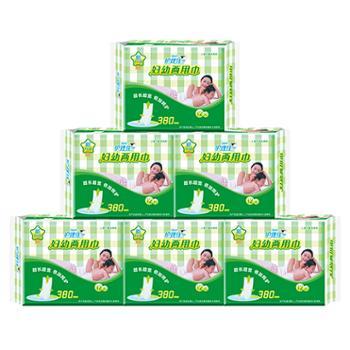 Foliage/护理佳 妇幼两用巾产妇卫生巾产后专用 72片