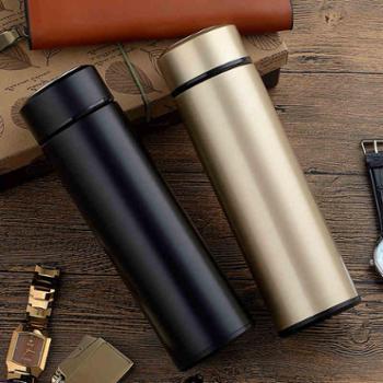 九弘 JH保温杯 女男水杯大容量不锈钢便携可爱水杯子 M7