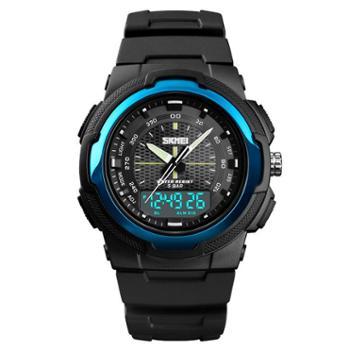 时刻美1454手表男青少年学生韩版潮流多功能夜光秒表运动手表