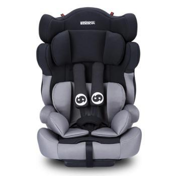 途乐(lutule)汽车儿童安全座椅3C/ECE适合9月-12岁宝宝座椅摩登灰