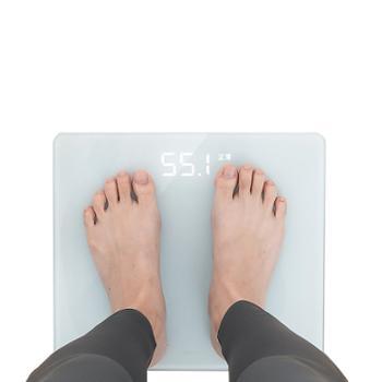 Midea/美的充电体重秤智能BMI电子秤