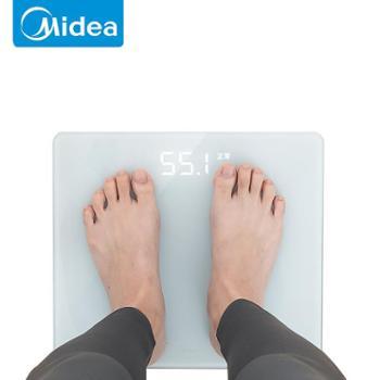 美的/Midea充电电子秤智能BMI体重秤MS-CW4BMI