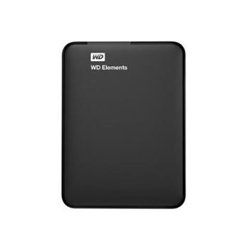 西部数据(WD)Elements新元素系列2.5英寸USB3.0移动硬盘500G