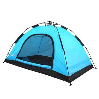 领路者lz-0531户外帐篷旅行帐篷野营帐篷双人自动帐篷