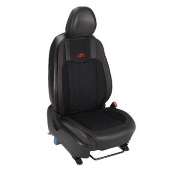 途马冷热按摩坐垫TM-05四季通用制冷热透气凉垫车载座椅垫