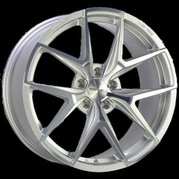 精元SEYEN19寸轮毂银色镜面PCD5x114.3福特野马/雷克萨斯/英菲尼迪