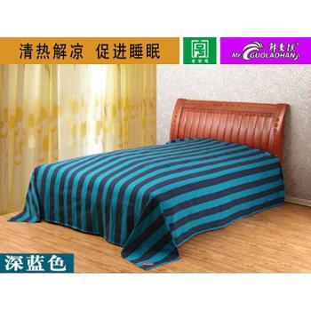 郭老汉家纺纯棉床单全棉双人床单床上用品粗布床单