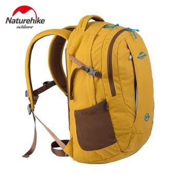 NH 双肩包男旅行包背包韩版女旅游 35L登山包户外休闲电脑书包