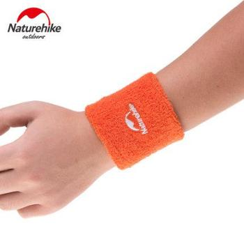 NH挪客 运动护腕男女夏季擦汗巾篮球羽毛球纯棉透气毛巾护手腕