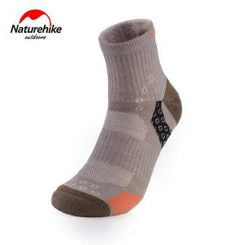 NH挪客春夏秋薄款美丽诺羊毛袜户外跑步袜速干透气防臭徒步袜子