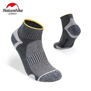 NH挪客男女袜子春夏季短袜中短筒运动袜排汗薄款耐磨健身跑步袜
