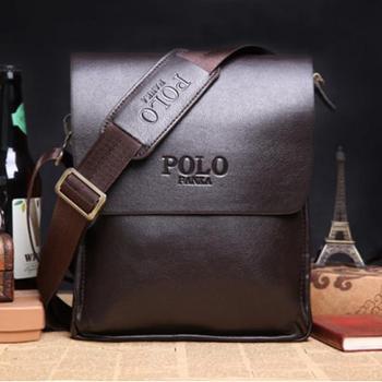 凡卡保罗男包 男士背包单肩包 斜挎包男商务皮包挂包休闲包包