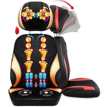 乐尔康颈椎按摩器颈部腰部背部按摩垫全身多功能枕椅垫靠垫家用MD-5005