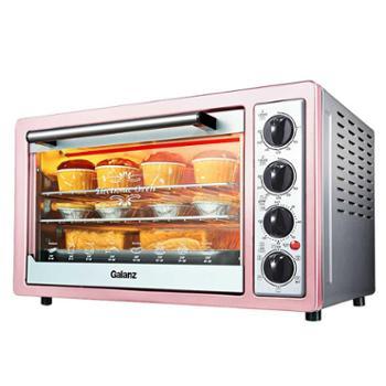 正品Galanz/格兰仕 K1R电烤箱家用烘焙多功能独立控温30L烤叉烧烤